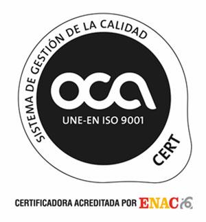 Calidad OCA Sistema de Gestión de Calidad Castellón
